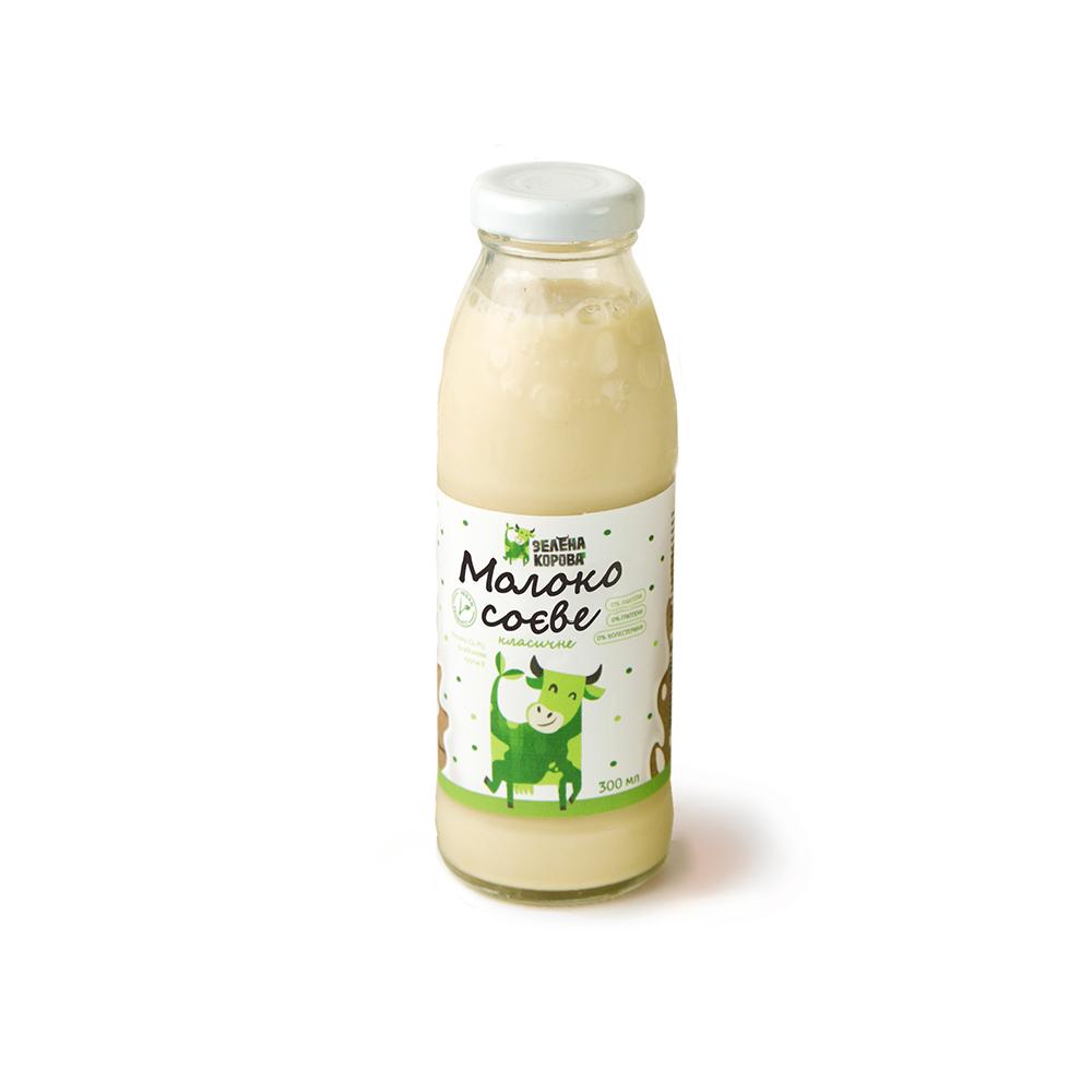 Молоко соевое классическое 300 мл