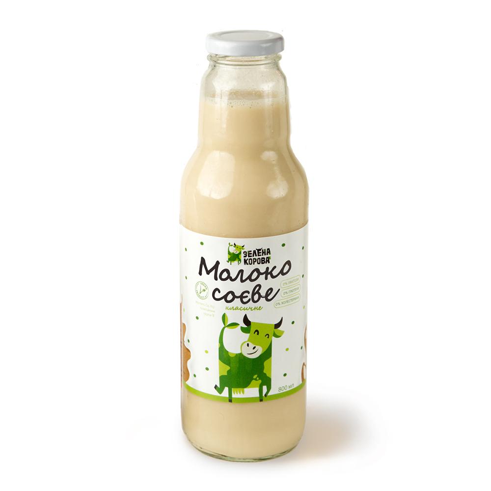 молоко соевое классическое 800 мл