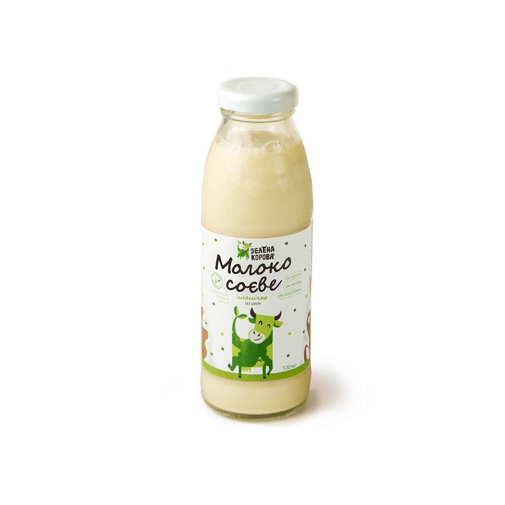 молоко соевое классическое без сахара 300 мл