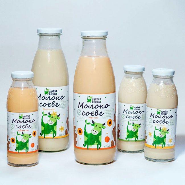 Купить соевое молоко