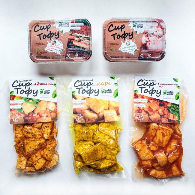 Купить тофу